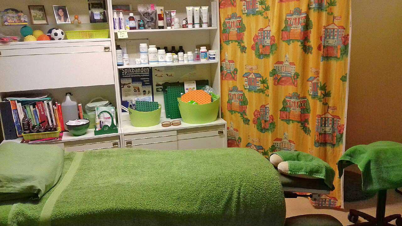 Massage hos Nestors Friskvård i Kalmar
